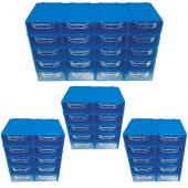 Akar Es 83 Plastik Çekmeceli Kutu (50' Li Pake...