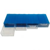 Akar ES 105 Plastik Çekmeceli Kutu (20'li Paket)-3