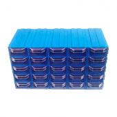 Akar ES 52 Plastik Çekmeceli Kutu (25'li Paket) 55x120x30mm-3