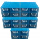 Akar Es 120 Plastik Çekmeceli Kutu (20' Li Paket)