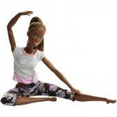 Barbie Sonsuz Hareket Yeni 2019 Oynar Eklem Yoga B...