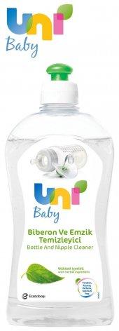 Uni Baby Biberon Ve Emzik Temizleyici 500ml (Yeni)