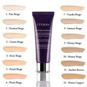 By Terry Sheer Expert Perfecting Fluid Foundation 9 Fondöten