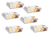 Sleepy Islak Havlu Sensitive 90 Lı 6 Paket 540...