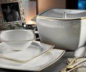 Aryıldız Ar 31012 Prestige Porselen Yemek Takımı 83 Parça