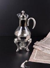 Gümüş Taşlı Cam Fondi