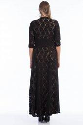 Kadın Büyük Beden Abiye Uzun Elbise KL16000-2