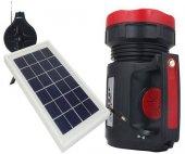 Everton RT-906 Radyolu 3 Ampullü Çok Amaçlı Solar Fener-3