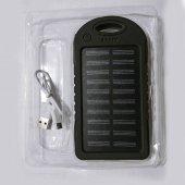 Güneş Enerjili Şarj Cihazı (Solar Charger 12000 Mah Power Bank)