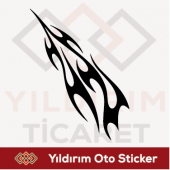 Oto Sticker Arma Sticker