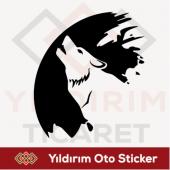 Kurt Sticker Oto Sticker Arma Sticker