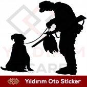 Hunting Avcı Sticker Yıldırım Ticaret