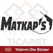 Matkaps Sticker Yıldırım Ticaret Hediyeli Ürün