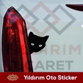 Bakan Kedi Sticker Hediyeli Ürün