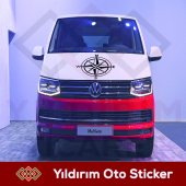 Tüm Araçlara Pusula Sticker Kampanyalı Fiyat Hediy...