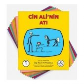 Cin Ali Okuma Seti Serisi (10 Kitap)