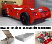 Araba Yatak, N6 Eco Işık, Baza, Ortopedik Yatak, Nevresim