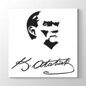 Yıldırım Ticaret Mustafa Kemal Atatürk Sticker Bas...