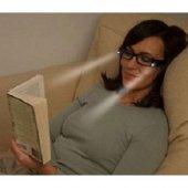 Led Işıklı Kitap Okuma Gözlüğü Led Işıklı Gözlük