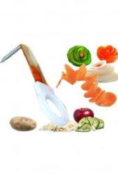 Sebze Ve Meyve Şekillendirici Vidalı Doğrayıcı-2