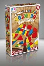 Ks Games Renkler Ve Şekiller 33 Parça Lego