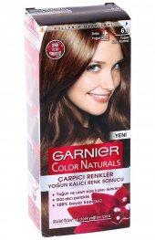Color Natural Çarpıcı Renkler 6.0 Yoğun Koyu Kumra...