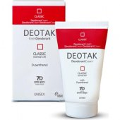 Deotak Deodorant Krem Classic 35 Ml