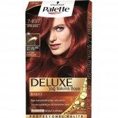 Palette Deluxe 7.887 Ateş Kızılı