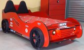 Araba Yatak, N6 Eco Işıklı. Farinay Mobilya