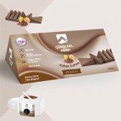 Vivol Soyulabilen Kakao Kokulu Çikolata Ağda 1 Li Set