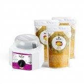 Soyulabilir İnci Boncuk Ağda 3'lü Avantajlı Mango Set