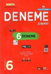 Sbm Yayıncılık 6.sınıf Pybs 6 Deneme Sınavı