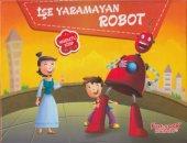 Yumurcak Yayınları İşe Yaramayan Robot
