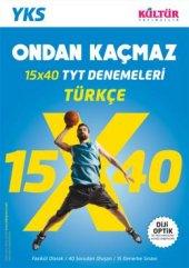 Kültür Yay 15x40 Tyt Türkçe Denemeleri