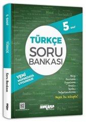 Ankara Yay. 5.sınıf Türkçe S.b.(Yeni)