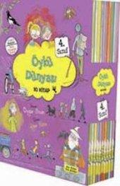 Yuva Yay Öykü Dünyası (10 Kitap)4.sınıf