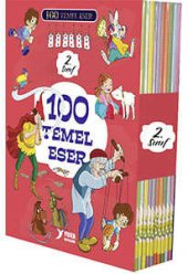 Yuva Yay 100 Temel Eser 2.sınıf 10 Kitap