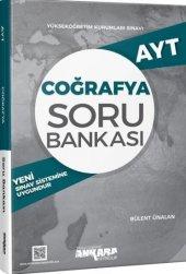 Ankara Yay. Yks Ayt Coğrafya S.b(Yeni)