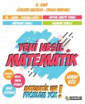 Branş Akademi 8. Sınıf Yeni Nesil Matematik Levent İçöz
