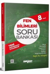 Ankara Yayıncılık 8.sınıf Fen Bilimleri Soru Bankası