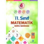 Başarıyorum Yay 11 Sın 4 Adımda Matematik Soru Bankası