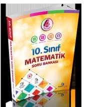 Başarıyorum Yay 10 Sın 4 Adımda Matematik Soru Bankası
