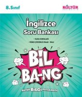 Kültür 8.sınıf İngilizce Bil Bang Soru Bankası