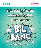 Kültür 8.sınıf T.c İnkilap Tarihi Ve Atatürk Bil Bang K.a
