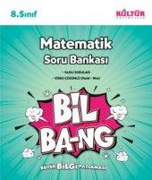 KÜLTÜR 8.SINIF MATEMATİK BİL-BANG SORU BANKASI