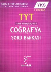 Karekök Yks Tyt Coğrafya Soru Bankası 1. Oturum