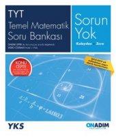 10 Adım Yayıncılık Tyt Temel Matematik Sorun Yok Soru Bankası