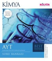 Kültür Ayt Kimya Best Soru Bankası