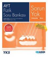 10 Adım Yayıncılık Ayt Fizik Sorun Yok Soru Bankası