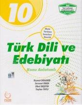 Palme 10. Sınıf Türk Dili Ve Edebiyatı Konu Anlatımlı